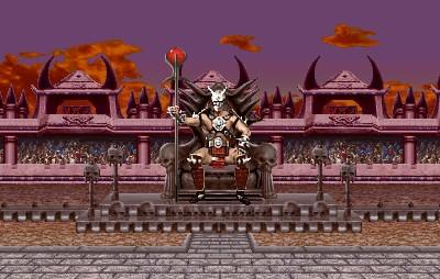 Mortal Kombat Mugen Движения Персонажей
