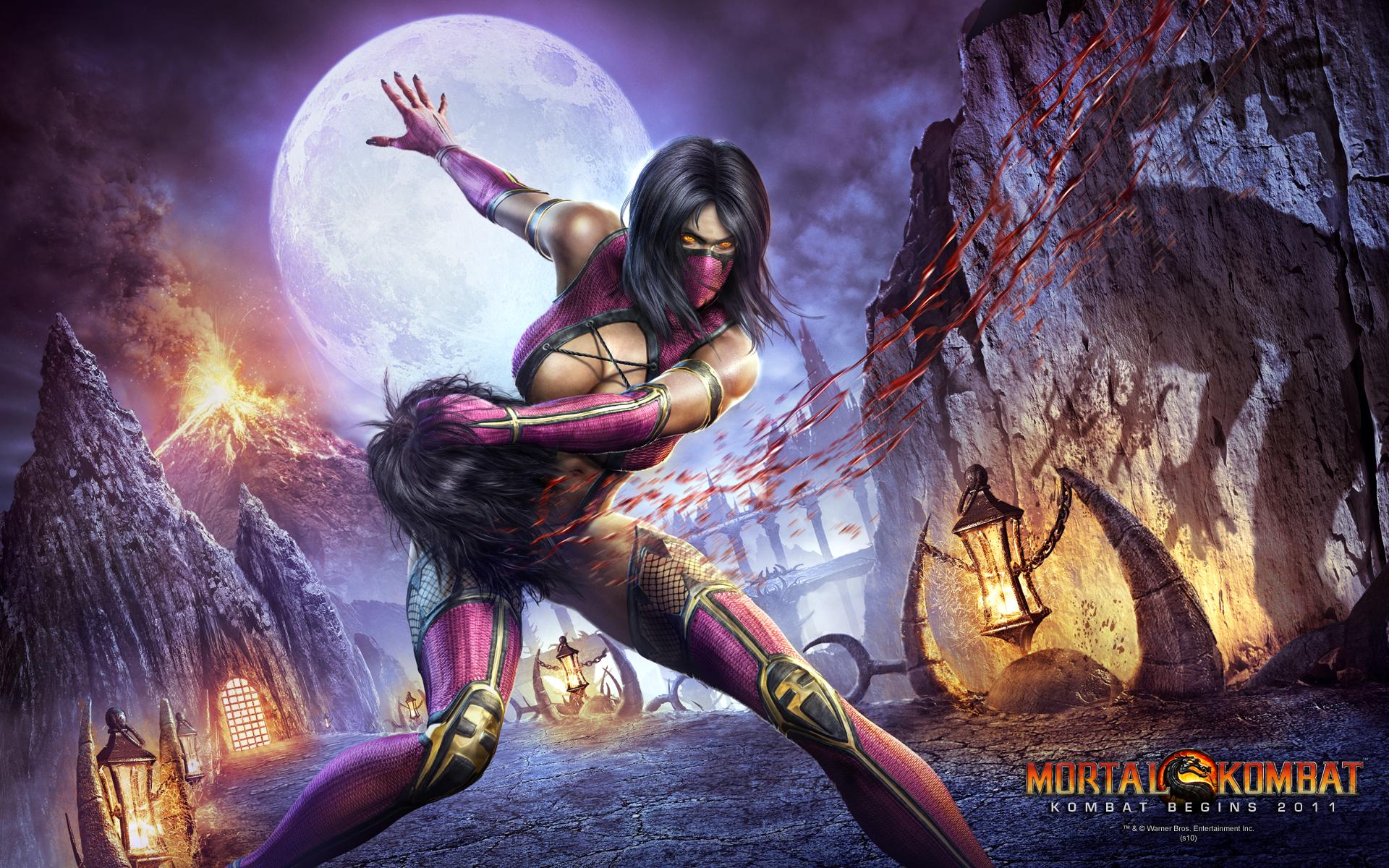 Обои Mortal kombat, персонажи, komplete edition. Игры foto 10