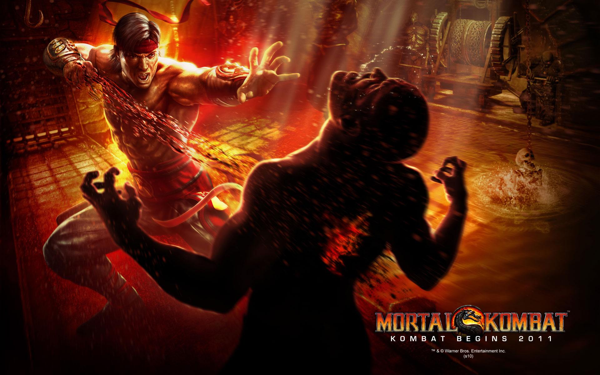 Обои Mortal kombat, персонажи, komplete edition. Игры foto 12
