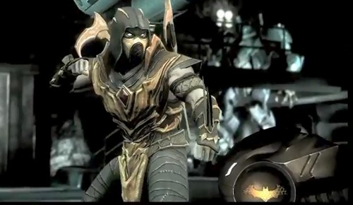 Scorpion (MK) в Injustice: Gods Among Us